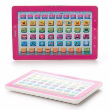 Y-pad Learn Pad Educational Tablet Toy Screen Gift Pink for kids children