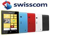 Unlock Code  swisscom Nokia lumia sony zte LG Huawei samsung motorola