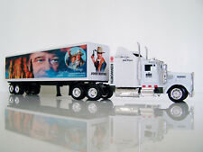 KENWORTH W900 Semi Truck Diecast 1:43 Scale John Wayne Custom Graphics