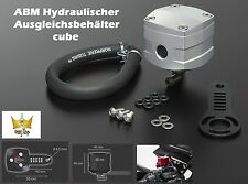 ABM Hydraulischer Ausgleichsbehälter CUBE Bremsflüssigkeit CNC UNIVERSAL mit ABE