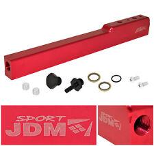 ACURA / HONDA K20 K20A K20A2 JDM RACE ENGINE CNC FUEL INJECTION RAIL KIT RED