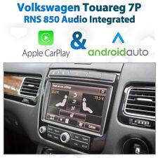 Volkswagen Touareg 7P Apple CarPlay & Android Auto Retrofit Kit for RNS 850