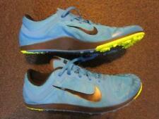 Men Nike zoom waffle blue cross country shoe Unisex Spikeless 844133 $90 7.5