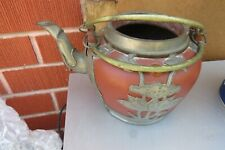 Antique Chinese peter Yinixg Teapot   late  19c early 20c