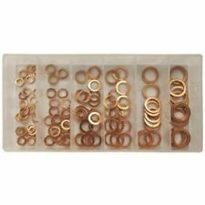 GENUINE Copper Diesel Injection Washer M10 x 14 x 1.0mm Pk 100Connect 31813