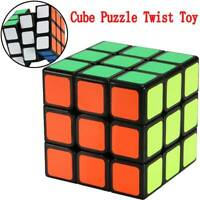 3x3x3 Magic Cube Ultra-Smooth Professional Speed Cube Puzzle Twist Toy