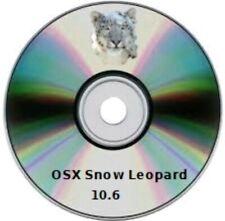 OSX   SNOW  LEOPARD 10.6  dvd dl