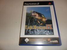 Playstation 2 ps 2 Lake Masters Ex