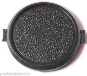 52mm Lens Cap - Plastic - Snap-on - Taiwan - USED C105