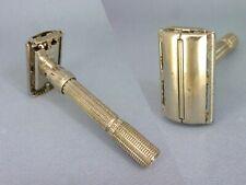 GILLETTE SLIM adjustable L2 1966 - safety razor USA
