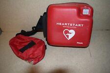 ^^PHILIPS FR2+ HEART START  W/ FIRST AID KIT (BB)