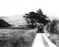 OLD TRAIN PHOTO London, Midland & Scottish railway Karrier Delivery Lorry