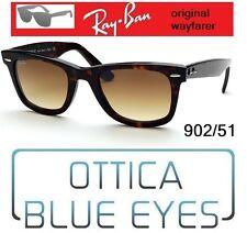 Occhiali da Sole RAYBAN WAYFARER RB 2140 902/51 HAVANA  Ray Ban Sunglasses gafas
