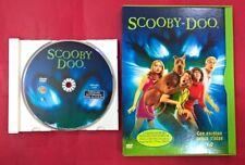 Scooby-Doo DVD - USADO - MUY BUEN ESTADO