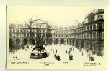 pp1323 - Liverpool - The Exchange - c1888 - Pamlin postcard