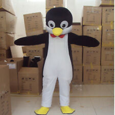 2019 Penguin Mascot Costumes Suits Adults Cosplay Christmas Party Dress Clothing