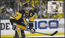 CANADA # 2942.05 - SID CROSBY HOCKEY STAMP on FIRST DAY COVER