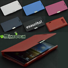 CUSTODIA COVER CASE A LIBRO PER LG OPTIMUS L7 P700/ P705 + PELLICOLA
