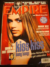 Empire Magazine film Issue 126 Dec 1999 James Bond Denise Richards