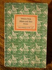 Insel Bücherei - IB Nr. 478 - Wilhelm Busch