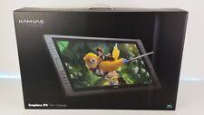 Huion KAMVAS GT-221 PRO HD IPS 8192 Pen Display Professional Graphic Drawing tab