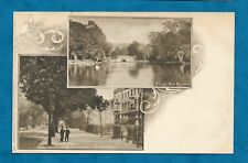 "EARLY 1900s RAPHAEL TUCK ""COUNTY"" SERIES PC VIGNETTE VIEWS GLOUCESTERSHIRE"