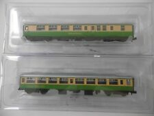 Graham Farish 370-048 Mk2A TSO Coach Clan Macleod & BSO Bailechaul N Gauge