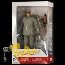 Flash HEAT WAVE Purcell ACTION FIGURE DC Direct 2016 NEW Comics CW TV!