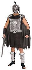 Gladiator Mens Adult Roman Greek Spartan Halloween Costume-STD