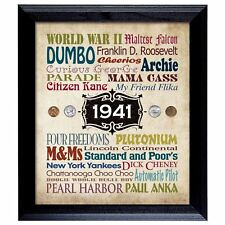NEW  A Year in Time Celebration Wall Frame Collection 2012