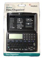 Radio Shack Pocket Data Organizer 65-2104 DOS NIP