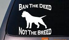 American Bully sticker pit bull Vinyl pitbull decal sticker Laptop decal D740
