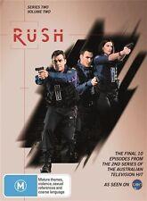 Rush - Season / Series 2 Volume 2 DVD R4 very good condition