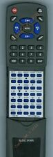 Replacement Remote for CURTIS INTERNATIONAL LEDVD2479A, LEDVD2480B