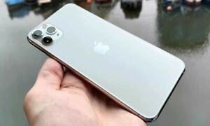 Apple iPhone 11 Pro - 256GB - Silver (Unlocked)