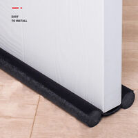 95CM Flexible Door Bottom Sealing Strip Guard Sealer Stopper Door Weatherst DH#