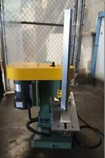 2000 Mikron ROS100 Rosette Making Machine (Woodworking Machinery) Hopper Feed!