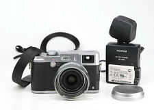 Fujifilm X100s Fuji Camera with Integrated 23mm F2 Lens - Battery & Charger VGC