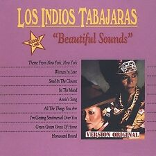 Los Indios Tabajaras : Beautiful Sounds CD
