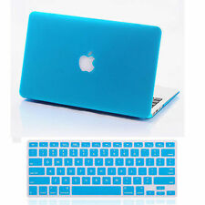 "Rubberized Laptop Hard Cut out Case Cover For New Macbook Pro 13"" 15"" Touch Bar"