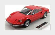 Ferrari Dino 246 Gt 1969 Red TOPMARQUES 1:12 TOP12-02A