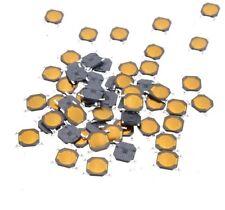 50pcs Tact Switch SMT SMD Tactile membrane switch PUSH Button SPST-NO 4x4x0.8mm