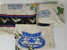 STAR WARS Twin Bed Sheet Set Trade Federation Starfighter Naboo EPISODE 1
