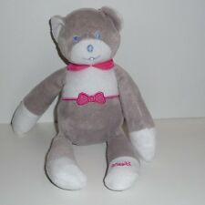 Doudou Ours Musti - Rose