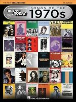 Songs of the 1970s : For Organs, Pianos & Electronic Keyboards, Paperback by ...