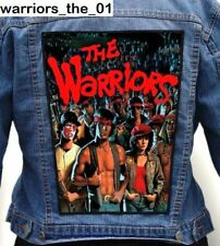Warriors The    Back Patch Backpatch ekran new