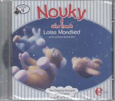 Nouky & seine Freunde Lolas Mondlied CD Hörspiel NEU Das Echo Das Picknick