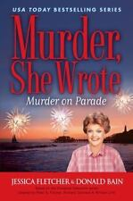 Murder on Parade (Murder, She Wrote)-ExLibrary