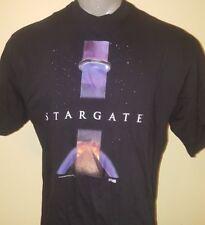 Vintage 1994 Stargate Sci Fi Movie Promo Shirt USA Kurt Russell James Spader LRG