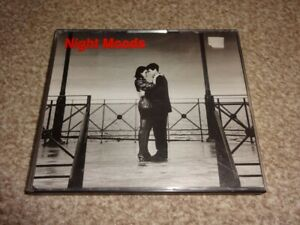 CD DOUBLE ALBUM - TIME LIFE - NIGHT MOODS - THE EMOTION COLLECTION
